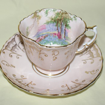 Ansley Cup and Saucer - China and Dinnerware