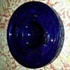Mystery Blue Glass piece