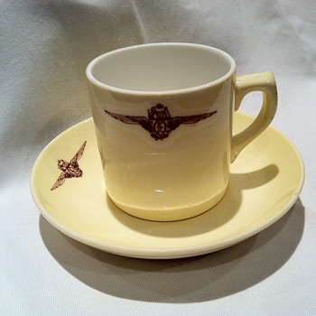 Qantas Empire Airways Coffee Can