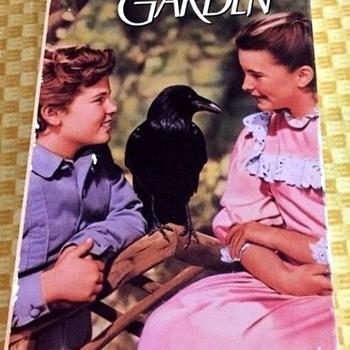 THE SECRET GARDEN (VHS Classic Film, 1949 )MARGARET O'BRIEN, DEAN STOCKWELL - Movies