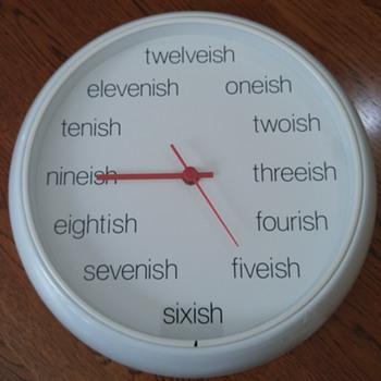 Clock ish