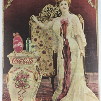 1903 Coca Cola Advertising Poster? - Coca-Cola
