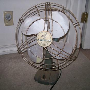 Vintage Monitor Fan