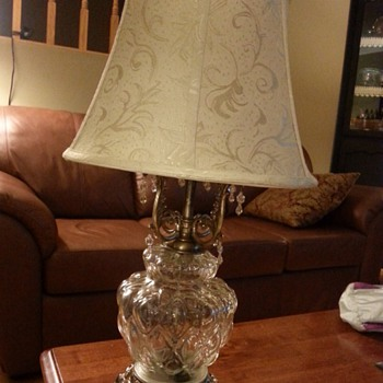 Glass lamp - Lamps