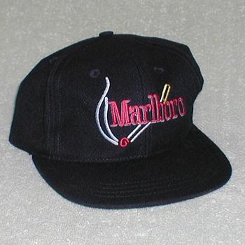 """1989 - """"Marlboro"""" Cap"""