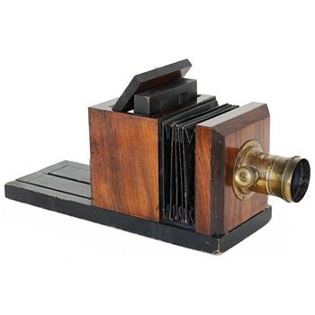 Palmer & Longking Daguerreotype Camera, c.1853-54 - Cameras
