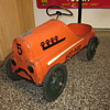 1950&#039;s Original Hot Rod Racer Pedal Car 