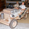 GI Joe Desert Patrol Jeep