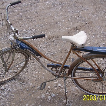 my first pick it is a corvair bycicle - Outdoor Sports