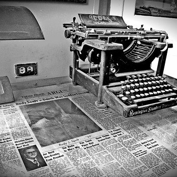 Table Rock Argus Print Shop