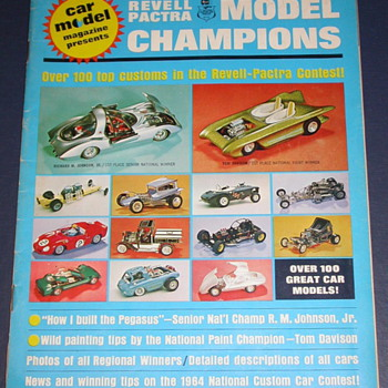 Model Cars Champions Magazine - Paper