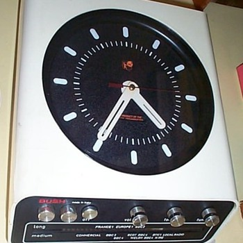 clock radio - Clocks