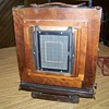 Ansco universal view camera...