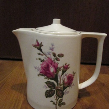Vintage Japanese teapot - Kitchen