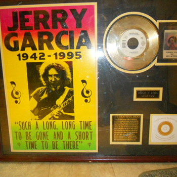 rare garcia collection under glass - Music