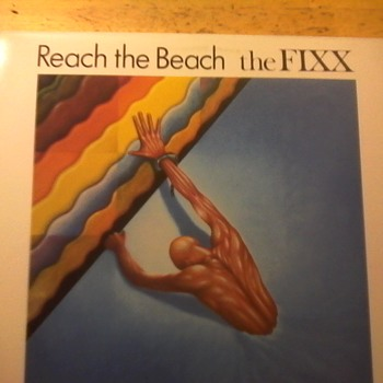 "The Fixx ""Reach The Beach"""