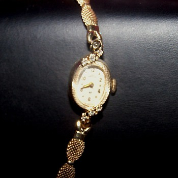 Lady hamilton watch - Wristwatches