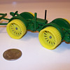 My customized 1/64th scale John Deere D's