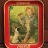Original 1931 Huck Finn Coca-Cola Serving Tray