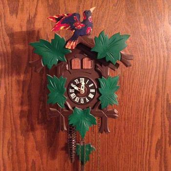 Cuckoo Clock - Clocks