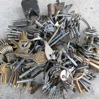 Ring of keys - Tools and Hardware