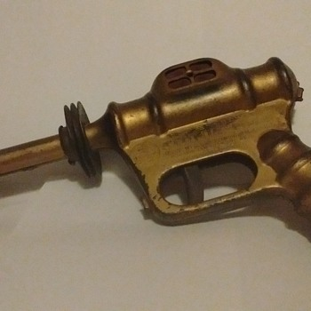 Buck rogers atomic Pistol !!!!!!! - Toys