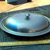 "Burley & Co 12"" Nickel-Rolled on Steel Hotel Pan with Cover"