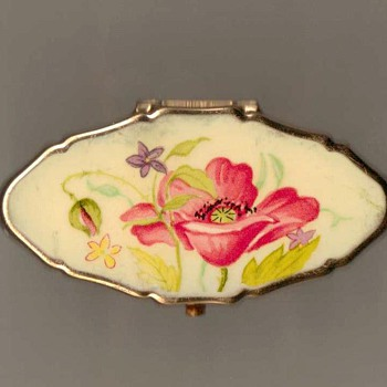 1960's - Stratton Lipstick Holder / Mirror - Accessories