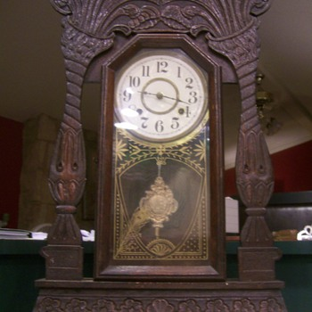 Odd Old Clock - Clocks