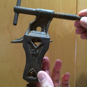 Cast iron tool or clamp