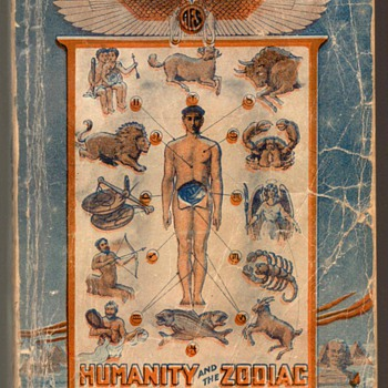 "1916 - ""Humanity and the Zodiac"""