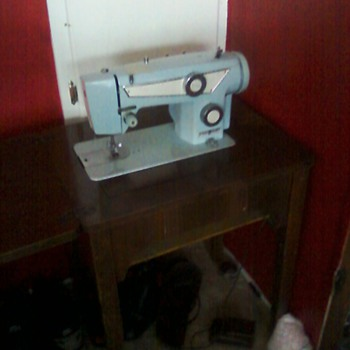 What a find! Antique Dial-N-Sew - Sewing