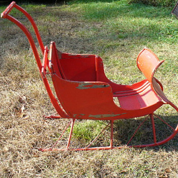 Childs sleigh