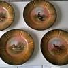 Great-Grandma's Plates, Franz Anton Mehlem, Bonn Germany