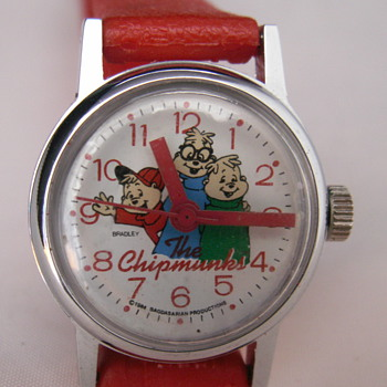 The Chipmunks - Wristwatches