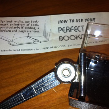 Perfect Bookmark