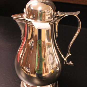 Sterling Silver Flagon