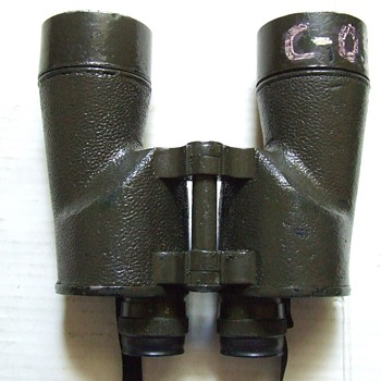 "Military Binocular, 7 x 50 ""M16 "" Nash-Kelvinator Corp 1944  - Military and Wartime"