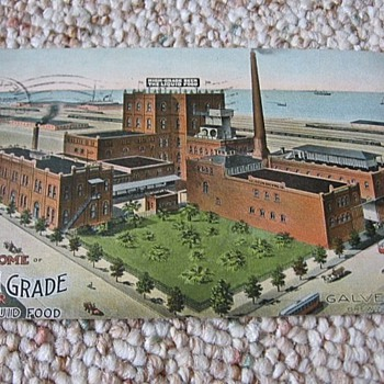 Factory Postcards - Postcards