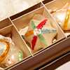 Box of German Ornaments