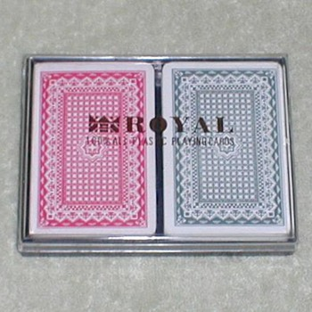 Royal Plastic Playing Card Decks