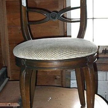 dining room side chair  - Furniture