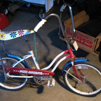 19?? Huffy Miss America Bicycle - Outdoor Sports
