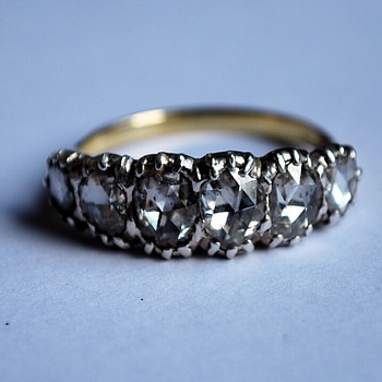 One of my Georgian favourite rings