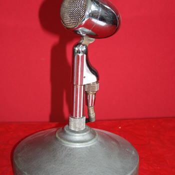 Ronette microphone - Radios
