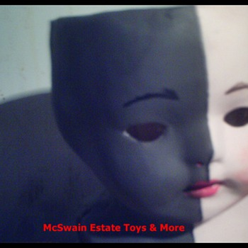 Rare Orie Ann by Toy Artist LSJ of McSwain Estate Toys & More