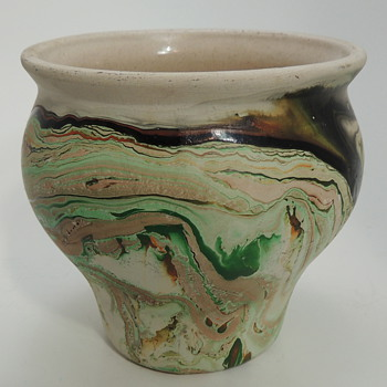 Nemadji Pottery - Vase - Art Pottery