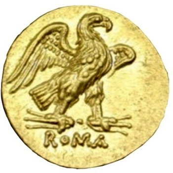 Old Coin (circa 211 BC)