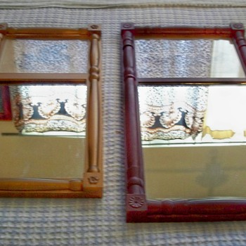 18th Century Federal Mirrors