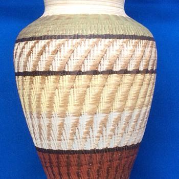 German stoneware vase ?